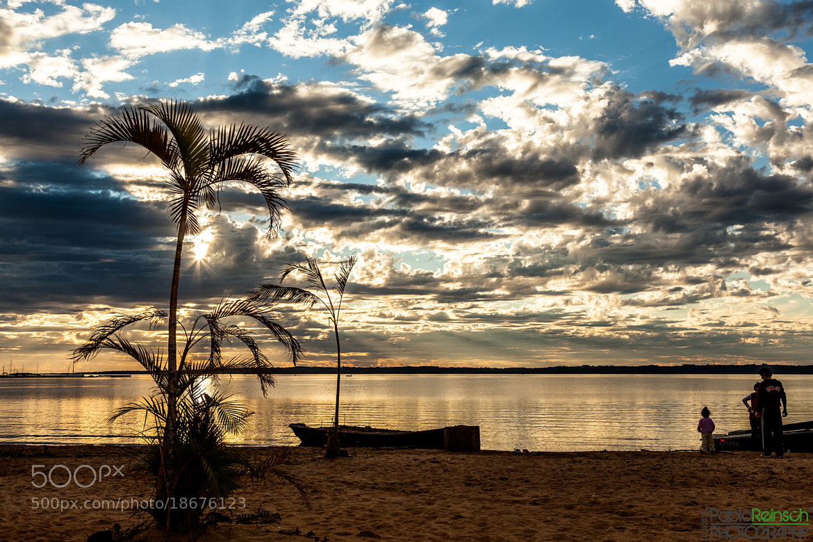 Photograph The beach in autumn.- by Pablo Reinsch on 500px