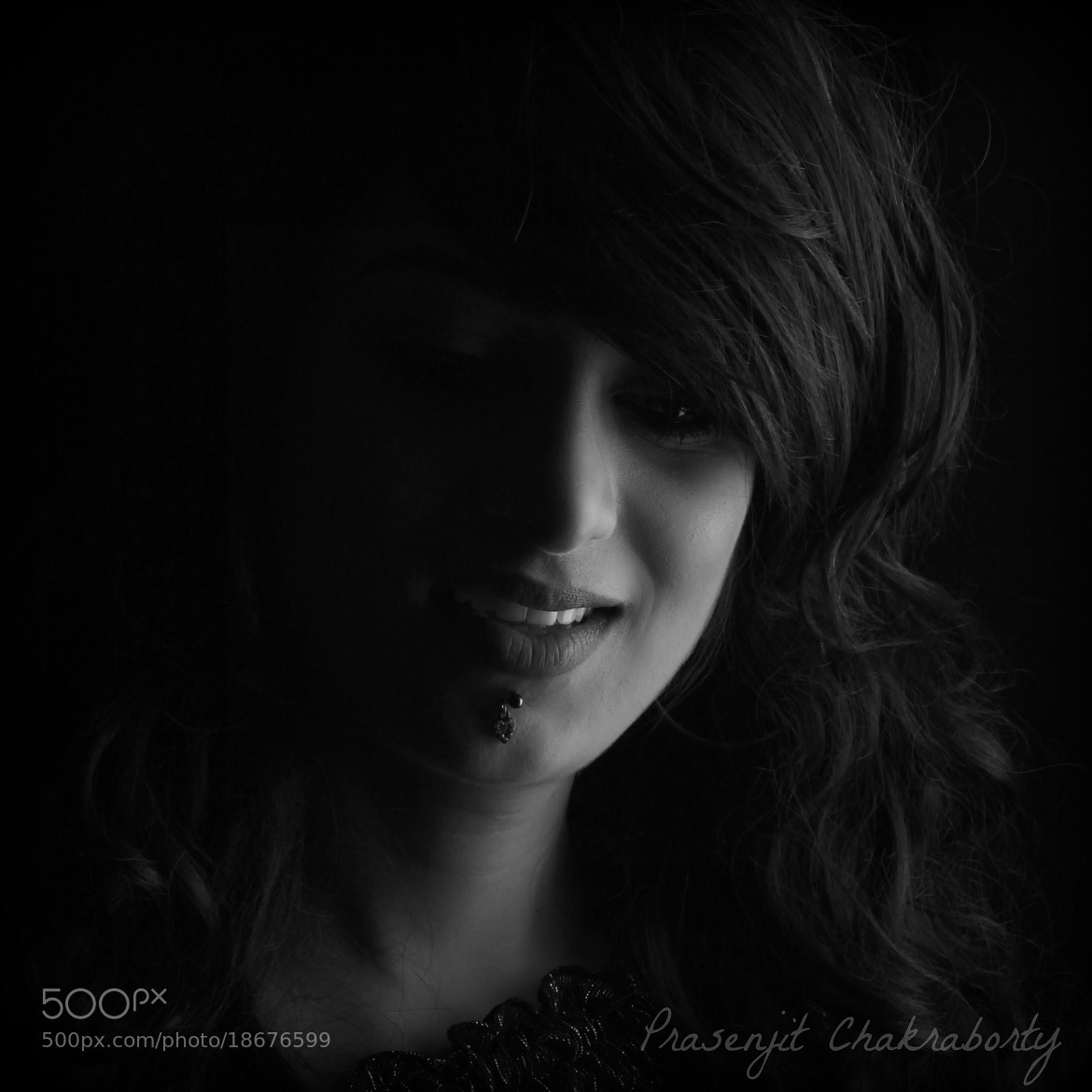 Photograph Sonia~ by Prasenjit Chakraborty on 500px