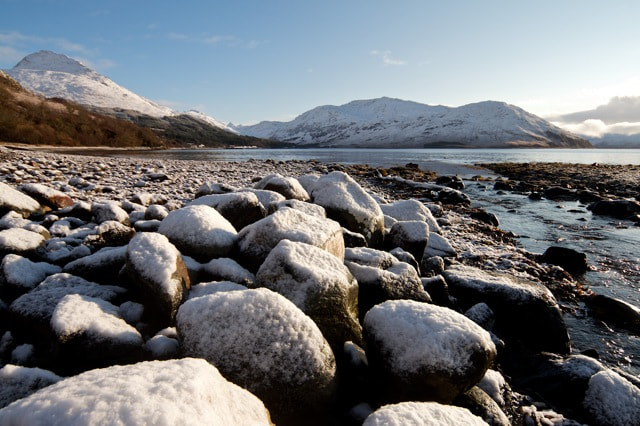 Photograph Winter in Knoydart by Jim Manthorpe on 500px