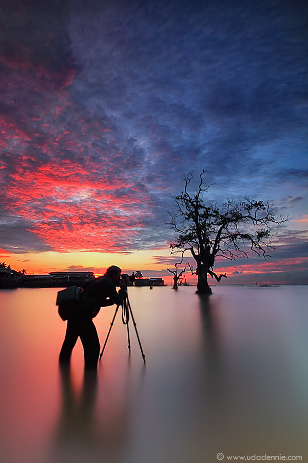 Photograph The Landscaper by Uda Dennie on 500px