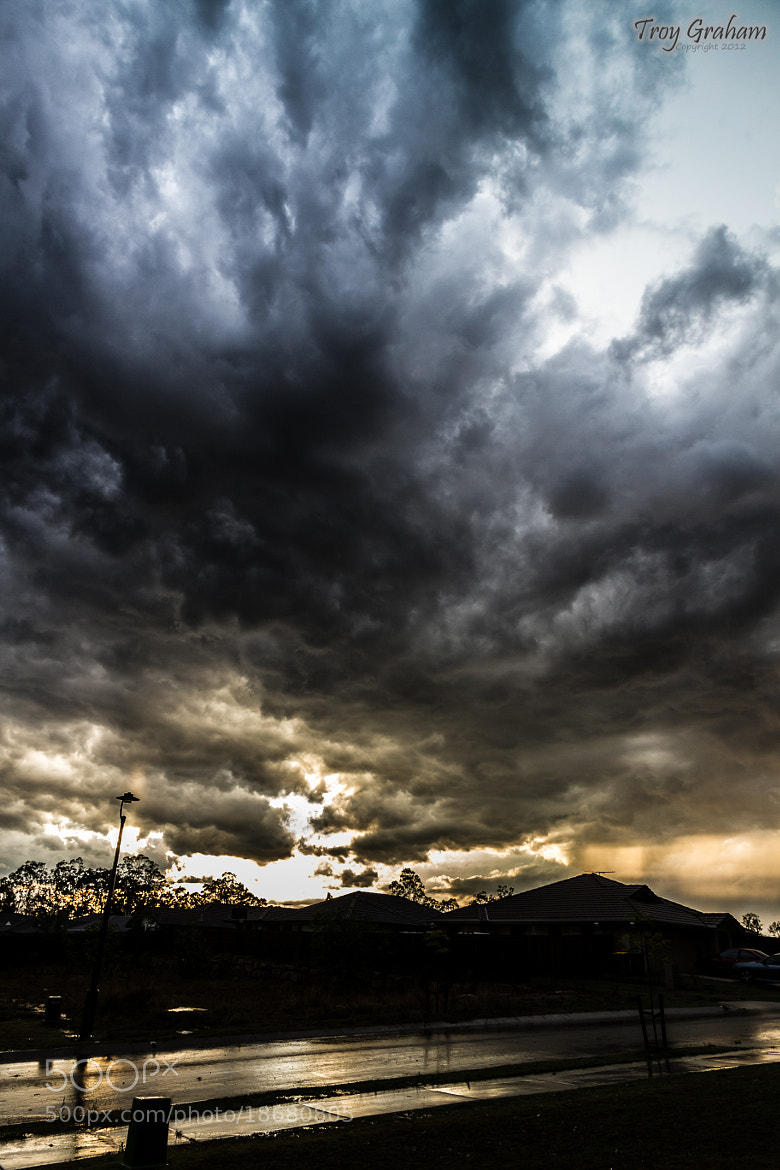 Photograph Storm Season 2 by Troy Graham on 500px