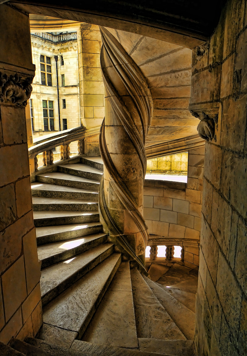 Photograph Inside Chambord by Marco Caciolli on 500px