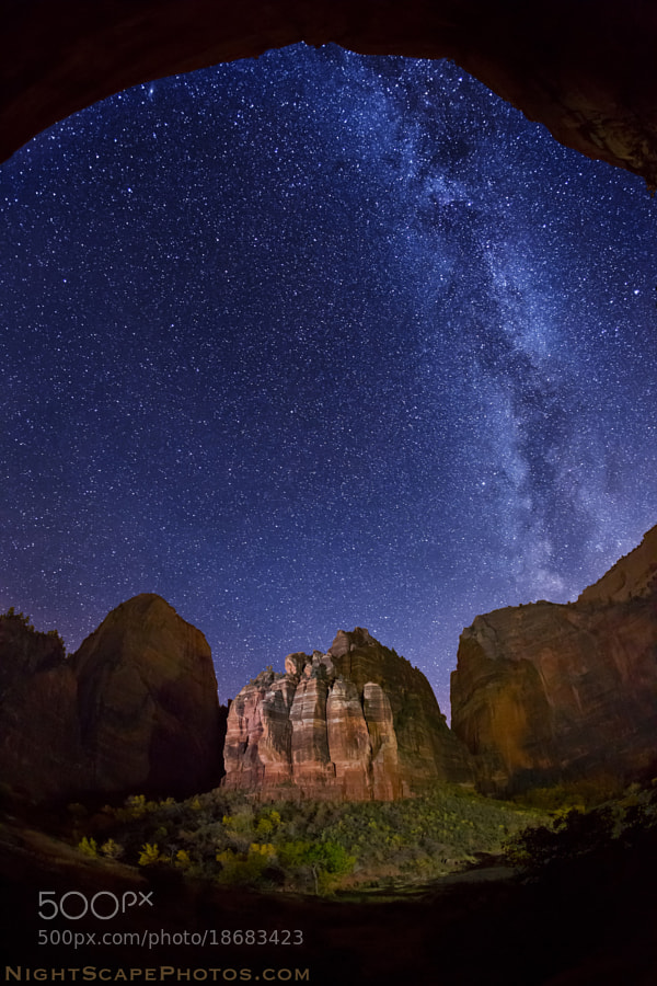 Photograph Stars over The Organ by Royce's NightScapes on 500px