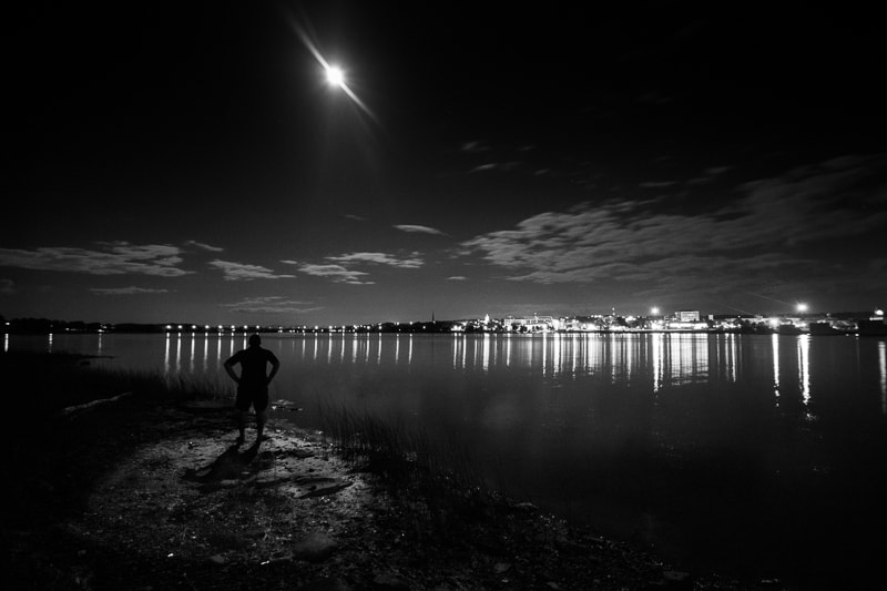 Photograph North Side Fredericton Self Portrait by Ahmed Dassouki on 500px