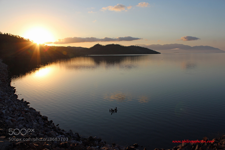 Photograph Dam sunrise by Phil Copp on 500px