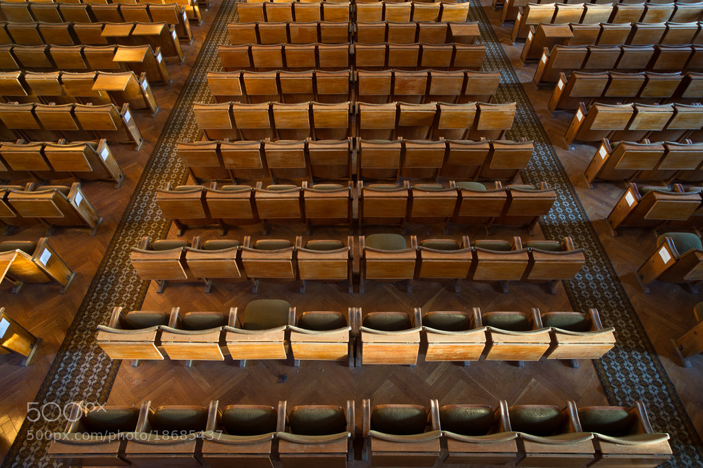 Photograph Where to sit ? by Luc Rokegem on 500px