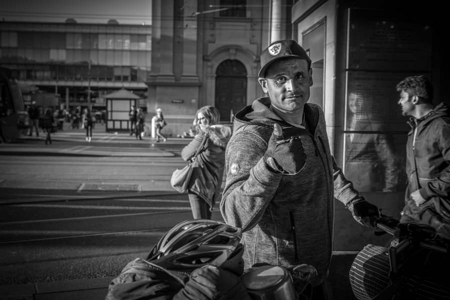 Take a picture of me by Damiano Tescaro on 500px.com