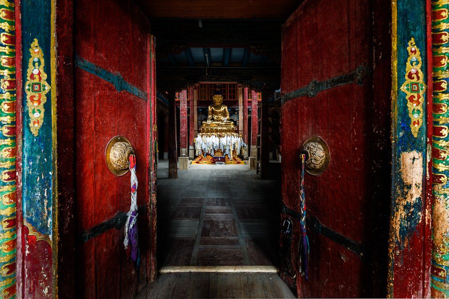 Photograph Doors to Enlightenment by Jared Lim on 500px