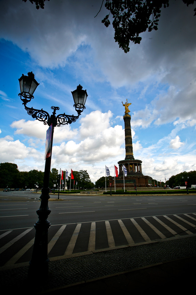 Photograph Siegessäule by Hadi AL-Tammam on 500px