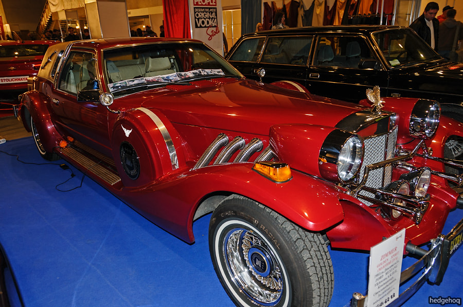 Photograph motor show retro and exotic 19 by Dmitry Stepanov on 500px