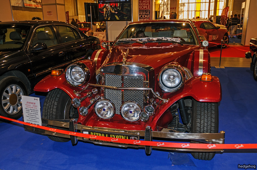 Photograph motor show retro and exotic 18 by Dmitry Stepanov on 500px