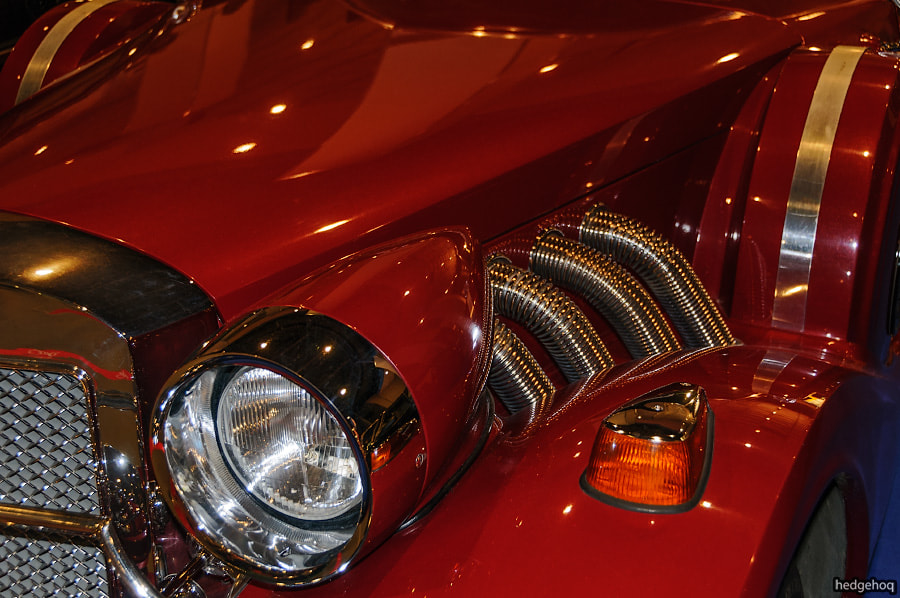 Photograph motor show retro and exotic 16 by Dmitry Stepanov on 500px