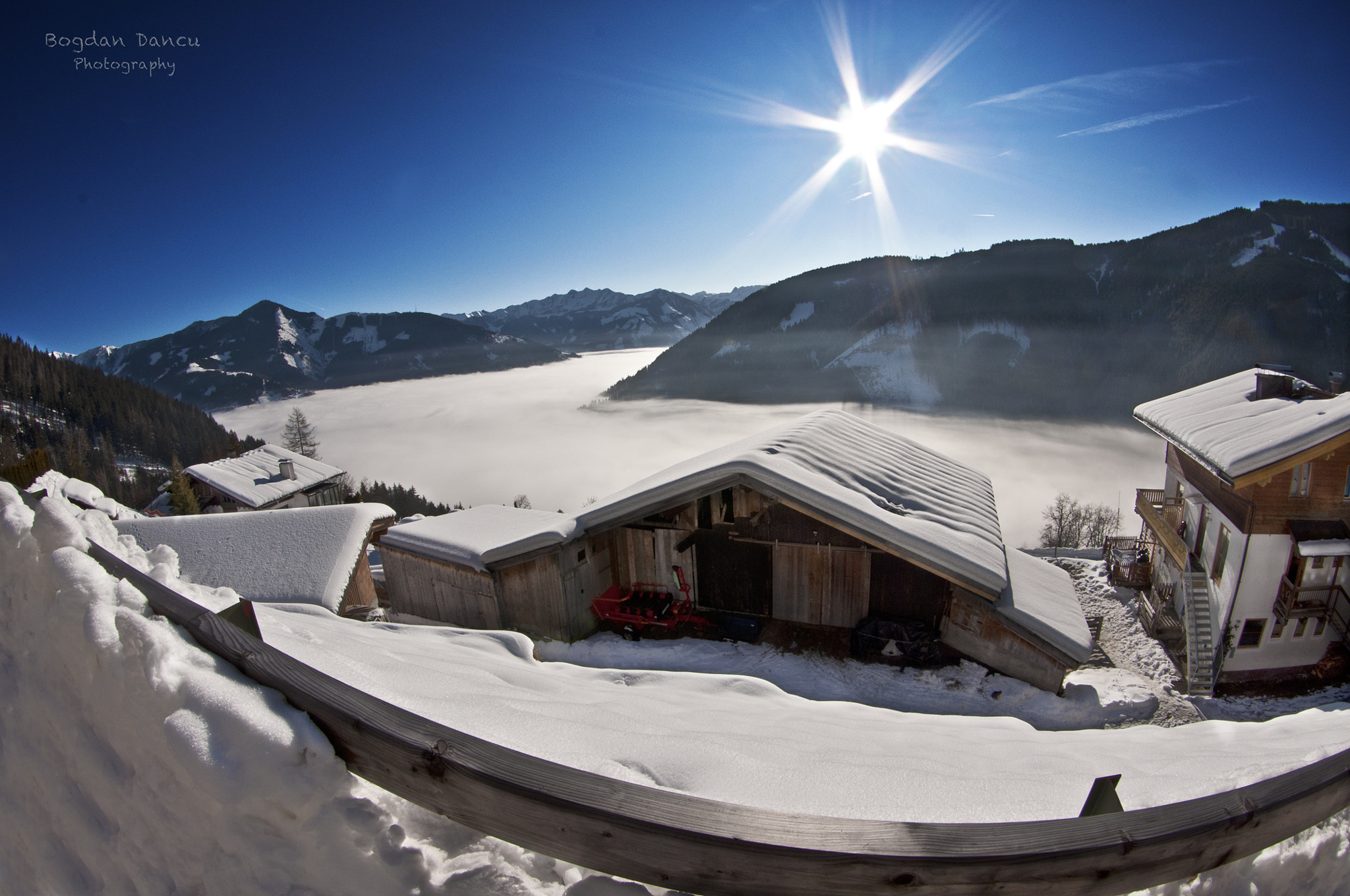 Photograph Zell am See by Dark Knight on 500px
