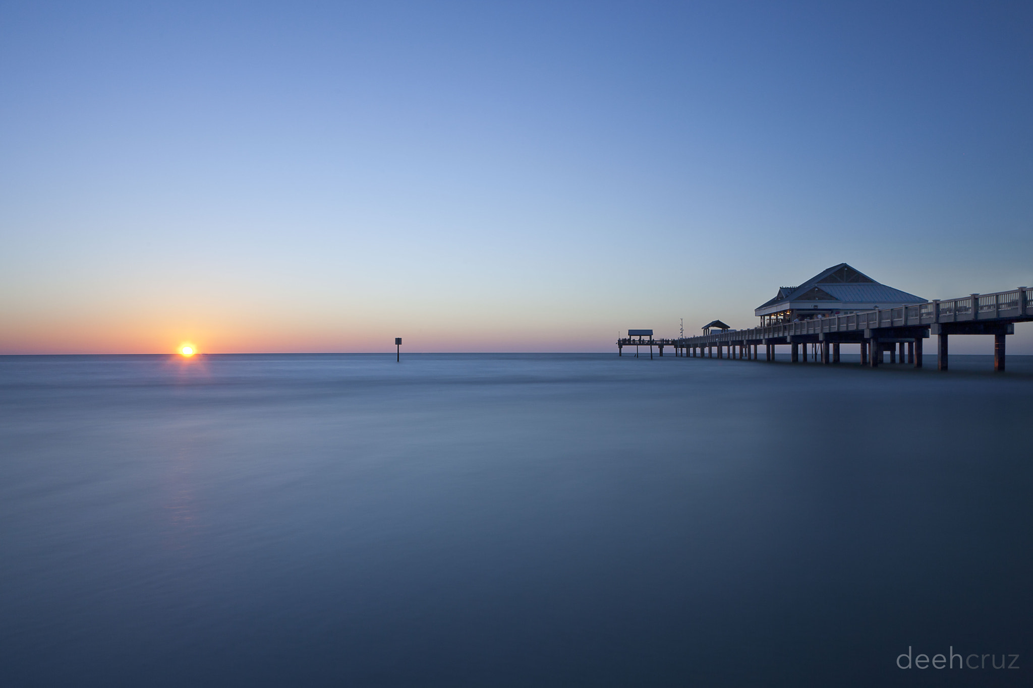 Photograph Sunset at Pier 60 by Randeeh Cruz on 500px