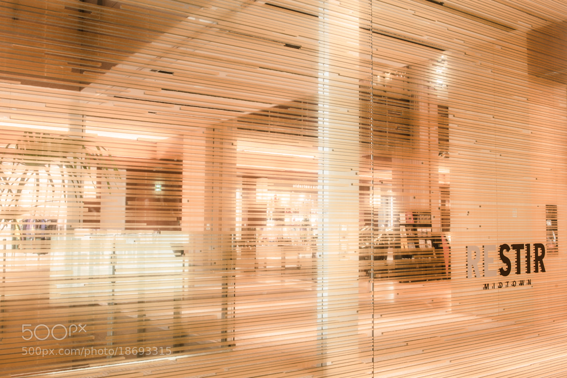 Photograph Stripes and Reflection by Ichiro Goshima on 500px