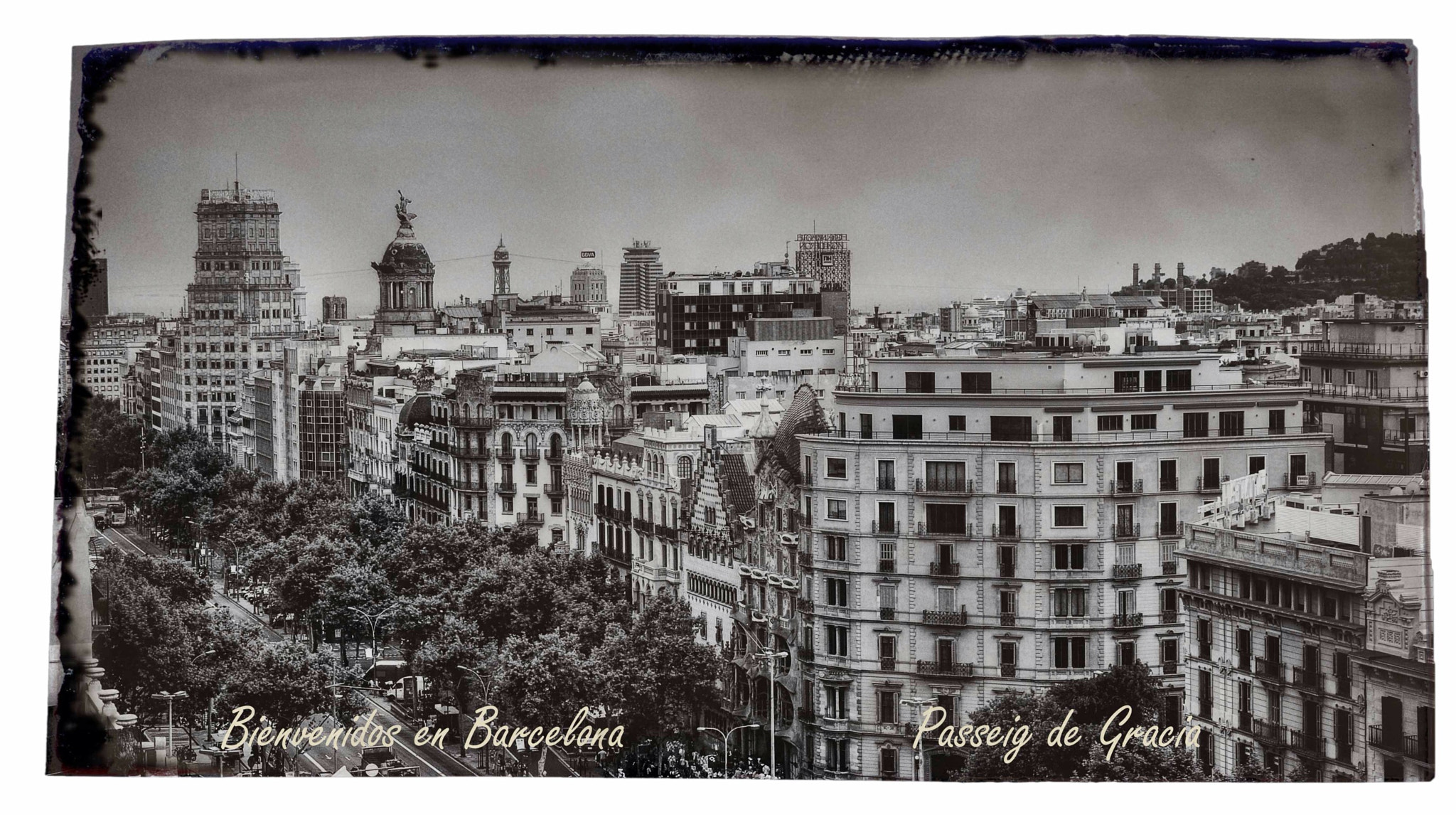 Photograph Barcelona old?-new? by Harald Longerich on 500px