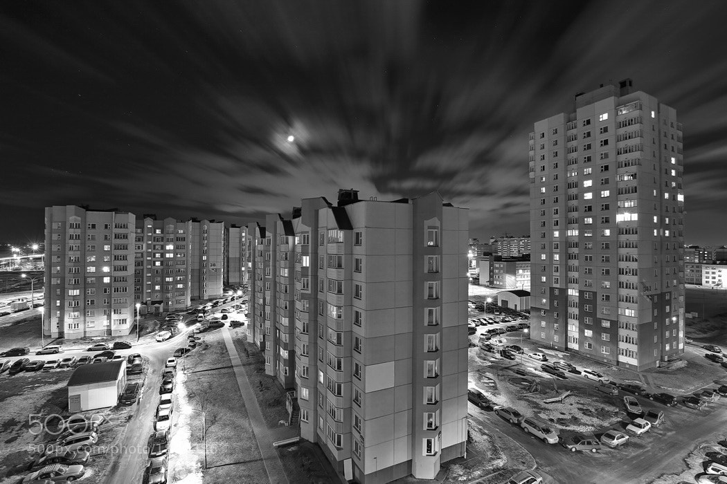Photograph Night lights by Vladimir Vodyanickii on 500px