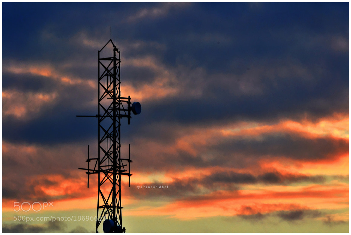 Photograph Touching the sky.. by Abinash Dhal on 500px