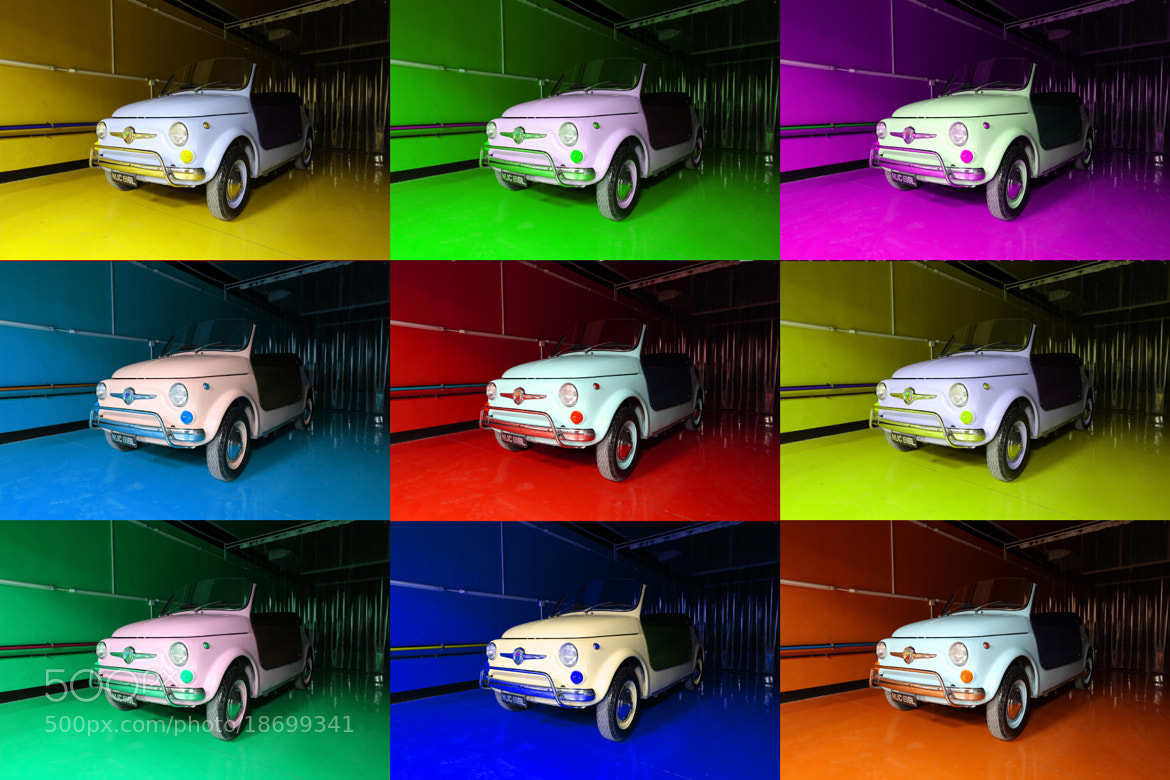Photograph A Jolly Warhol Experience by Ian Powell on 500px
