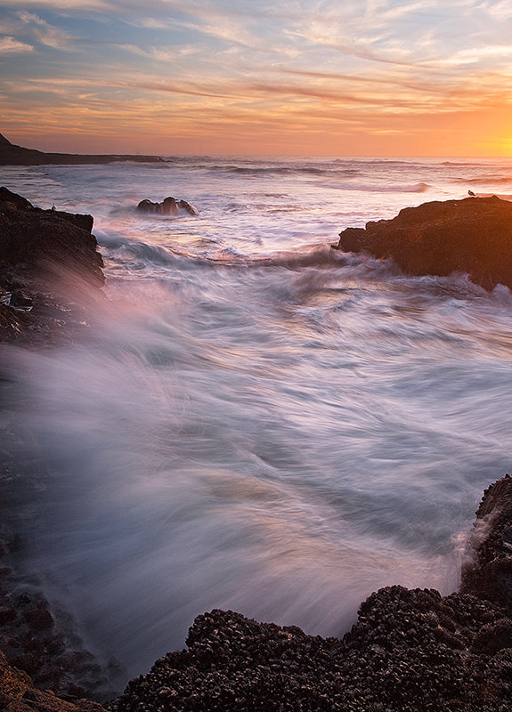 Photograph The Tide Comes in by Henrik Anker Bjerregaard  Lundh III on 500px