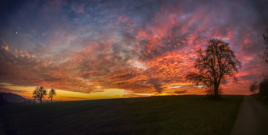 * strange sunset * de Ralf Thomas sur500px.com