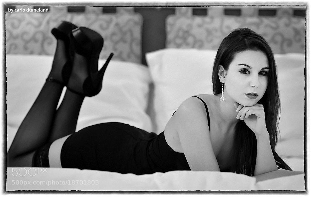 Photograph Katya by Carlo Dumeland on 500px