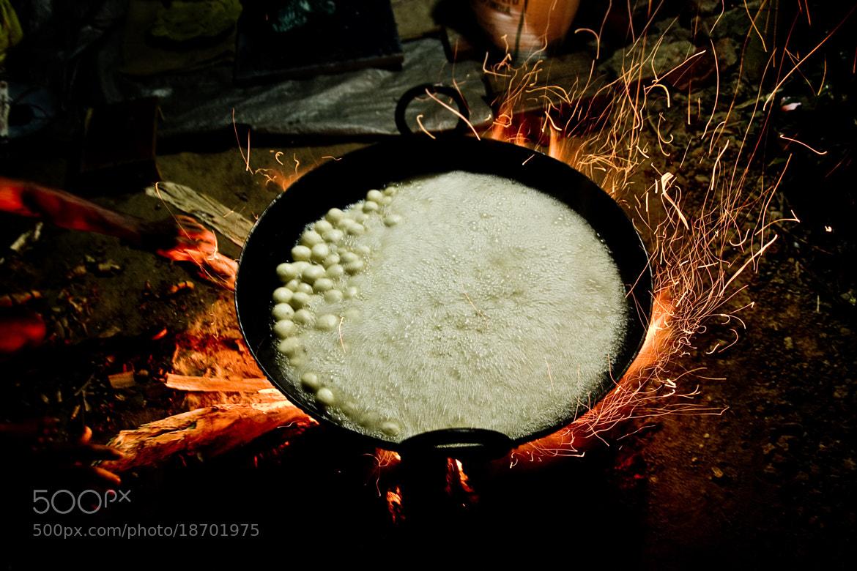 Photograph Rasgulla Preparations by Frozen Pixels on 500px