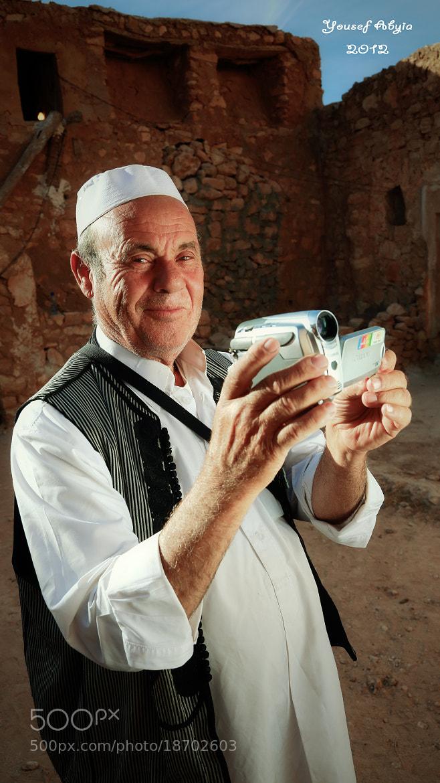 Photograph Libyan Man by Yosef Abiya on 500px