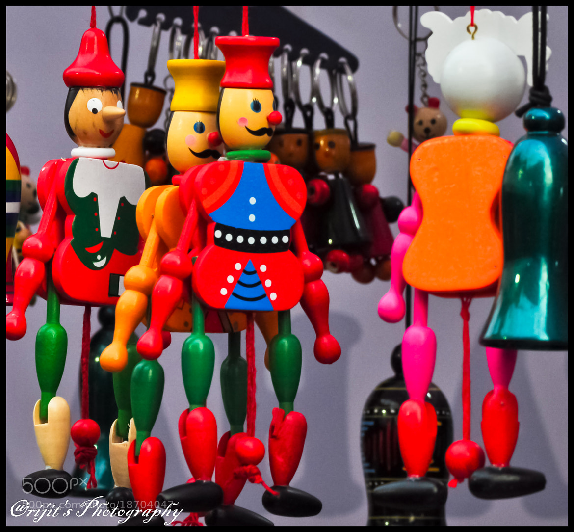 Photograph Puppets by Arijit Bose on 500px