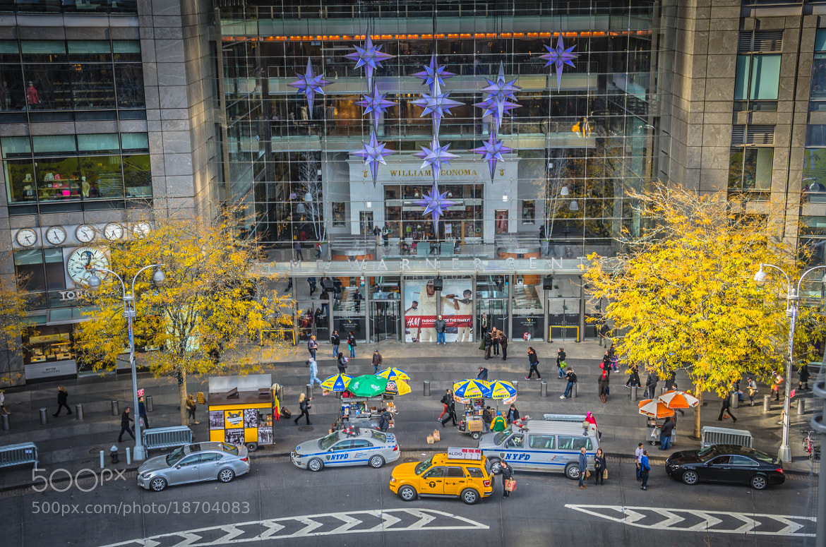 Photograph Holiday in NYC... by Miguel K on 500px