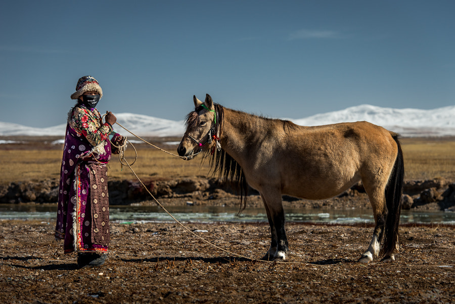 Photograph Nomads by Evgeny Tchebotarev on 500px