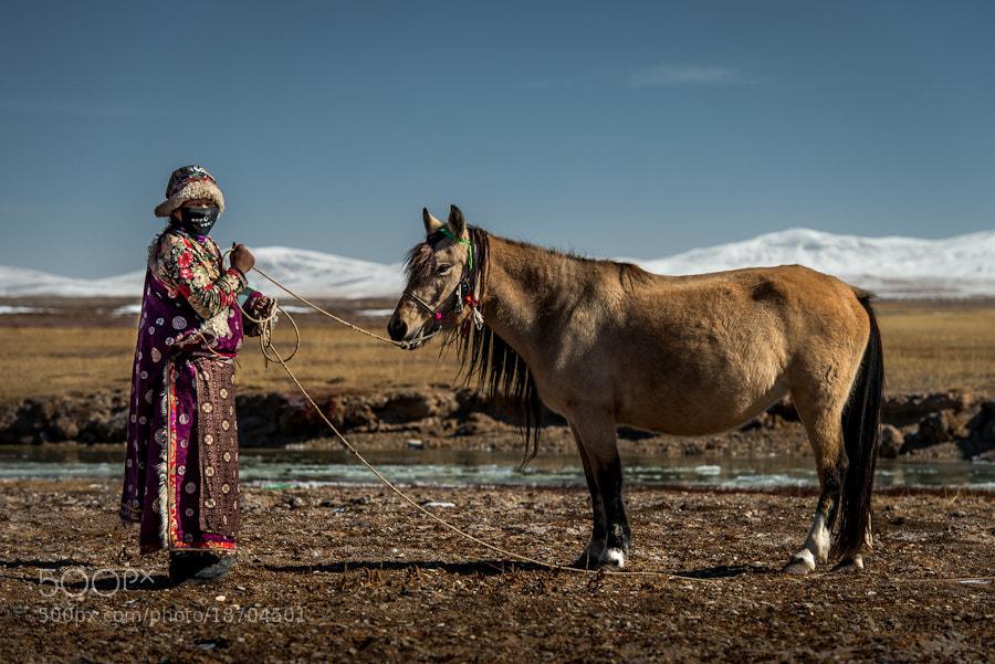 Photograph Nomads by Evgeny Tchebotarev on 500px