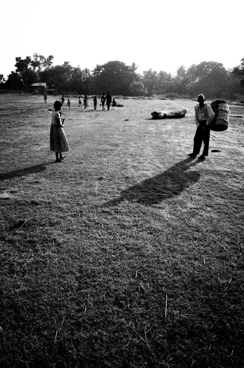 Photograph End of Festive Season in Bengal  by Samujjwal Sahu on 500px
