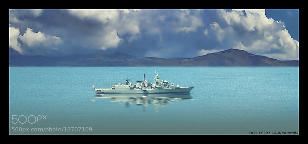 Photograph in the navy by gmileos on 500px