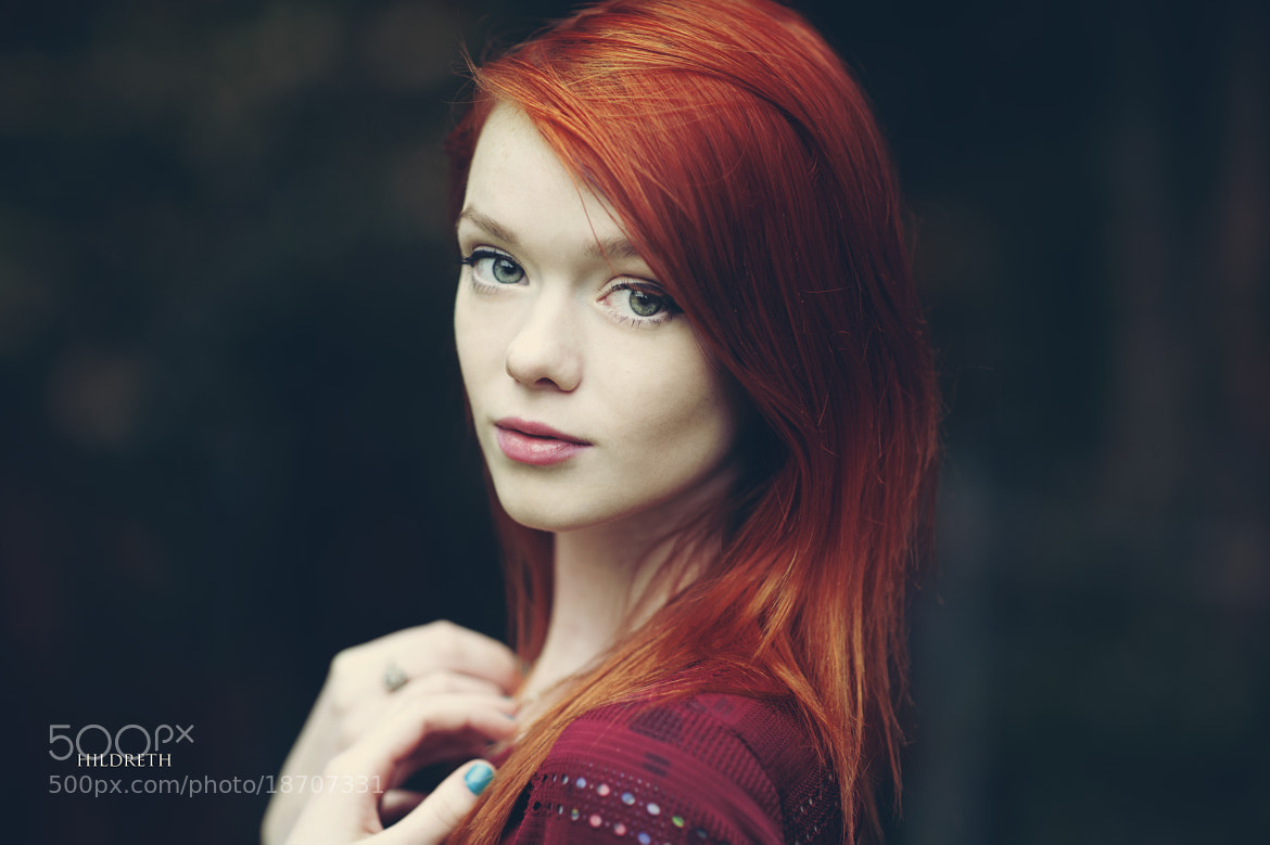 Photograph Lass by Charles Hildreth on 500px