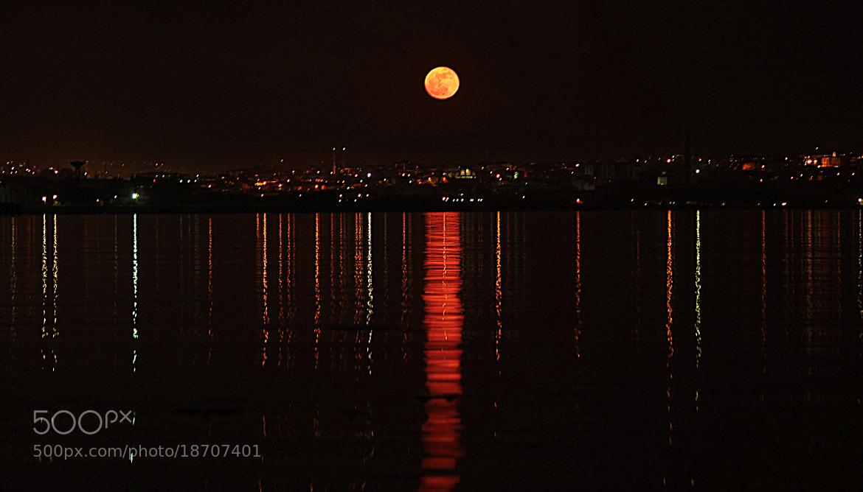 Photograph FULL MOON by Mukerrem Misirlioglu on 500px