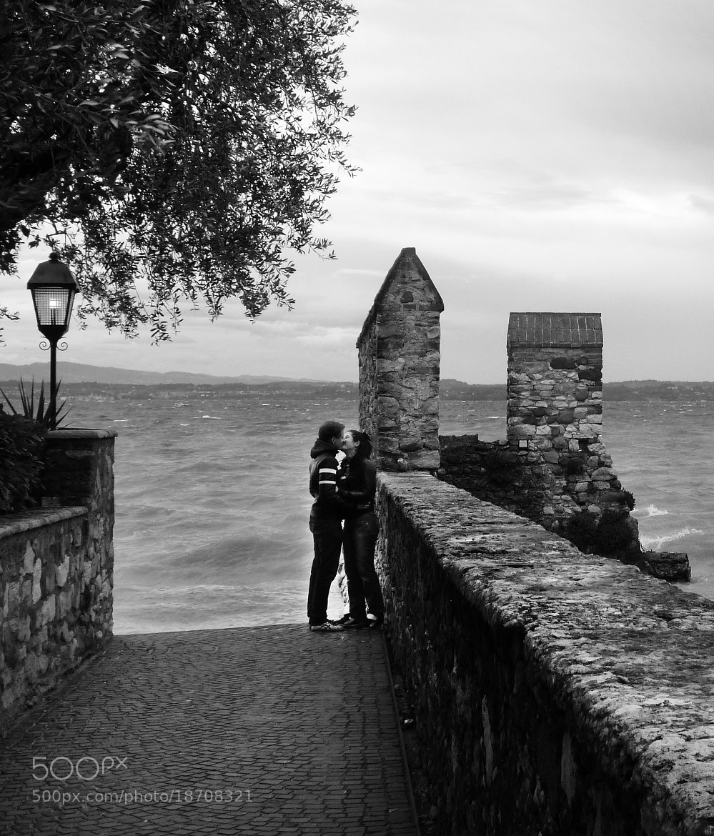 Photograph Kiss me before the lake gets quiet by Alice Botturi on 500px