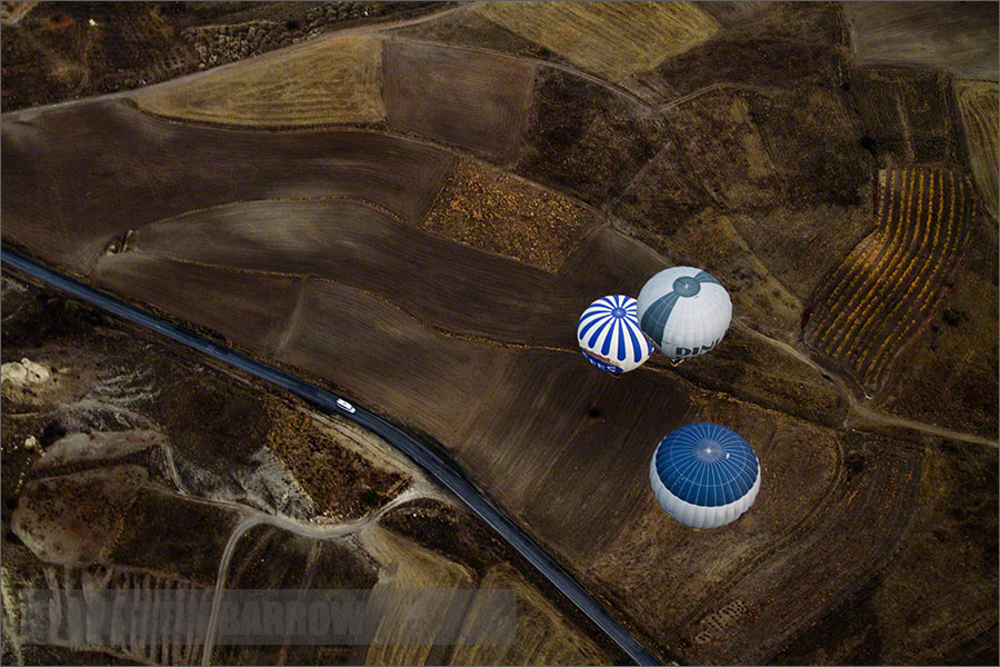 Photograph Ballooning at 1450 m by Andrew Barrow LRPS on 500px