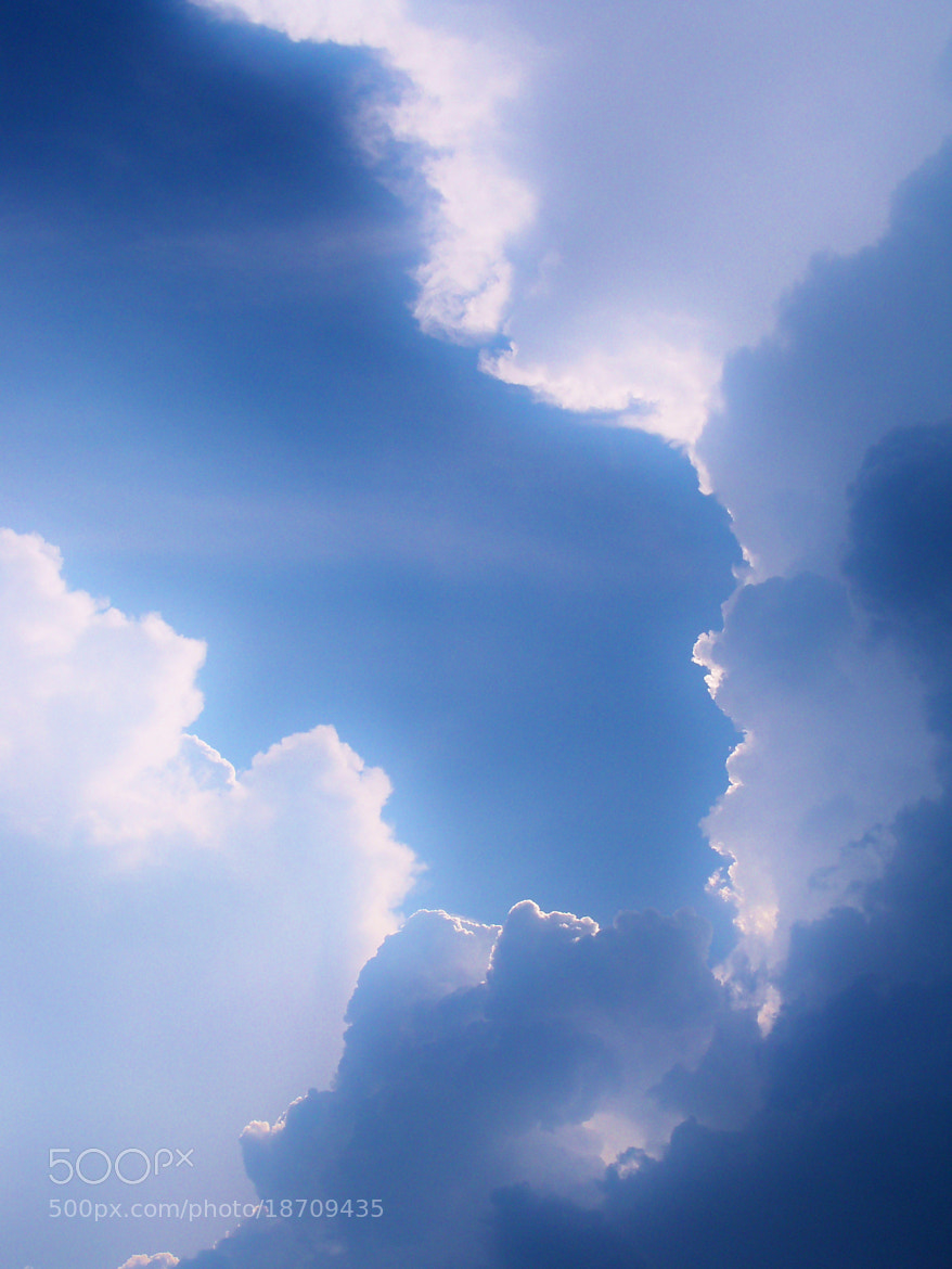 Photograph Dreamy Clouds  by Nancy Andersen on 500px