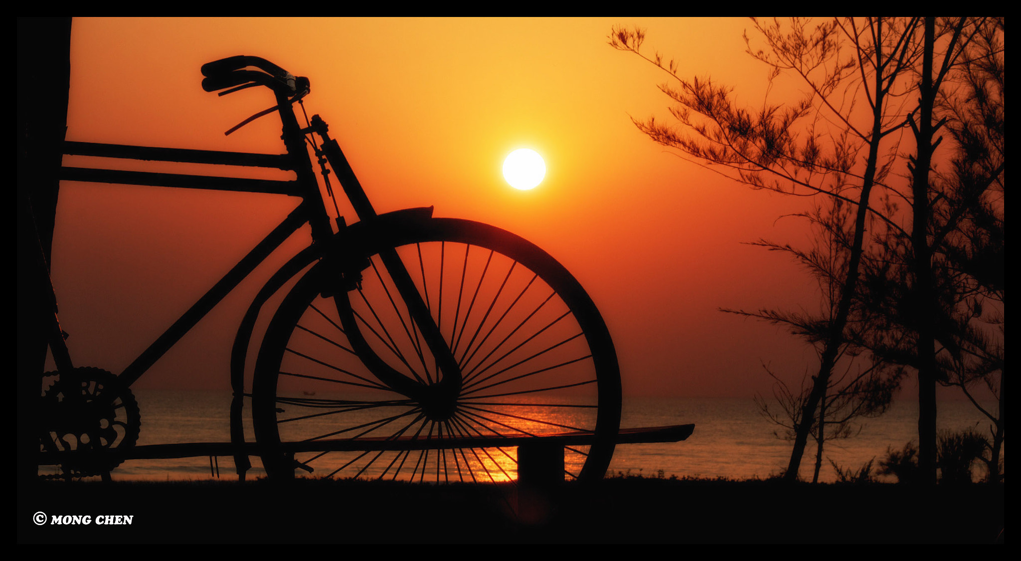 Photograph End of the Day by Mong Chen on 500px