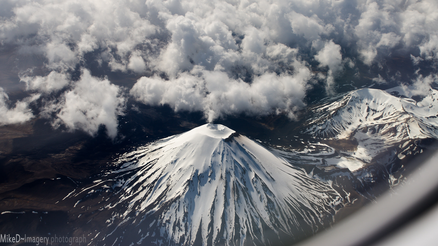 Photograph Volcano by Mike D on 500px