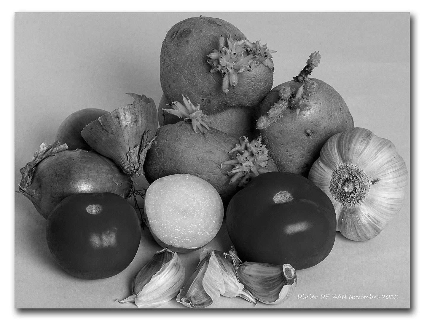 Photograph Vegetables ..... by Didier  DE ZAN on 500px