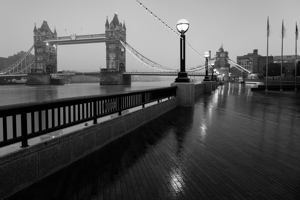 Photograph Tower Bridge by Billy Currie on 500px