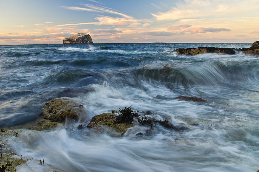 Photograph Bass Rock by Chris Jones on 500px