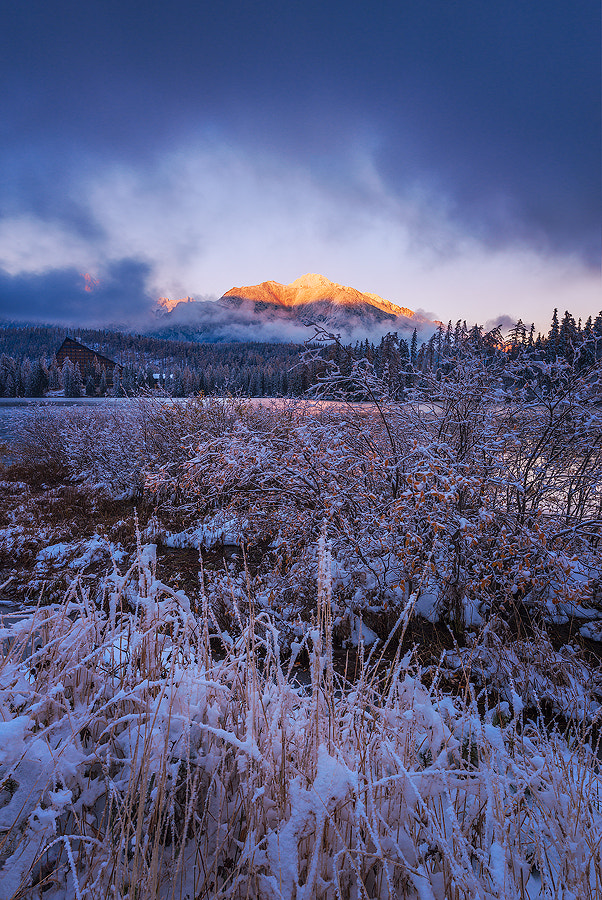 Photograph Fire & Ice by Louis Neville on 500px