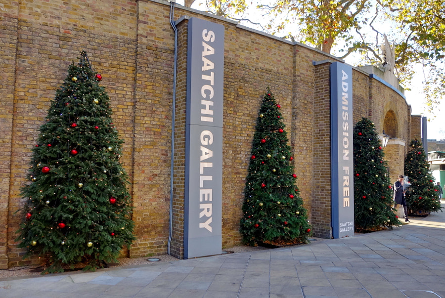 Christmas at Chelsea, London by Sandra on 500px.com