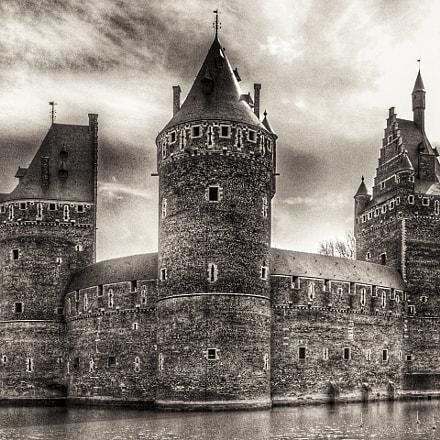 Château de Beersel (Belgium)