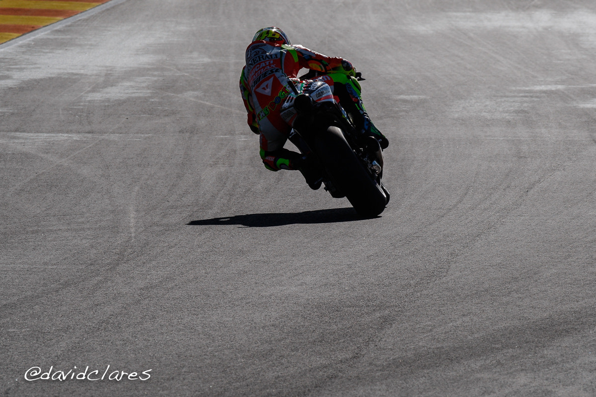 Photograph Valentino Rossi REF. 0151 by David Clares on 500px