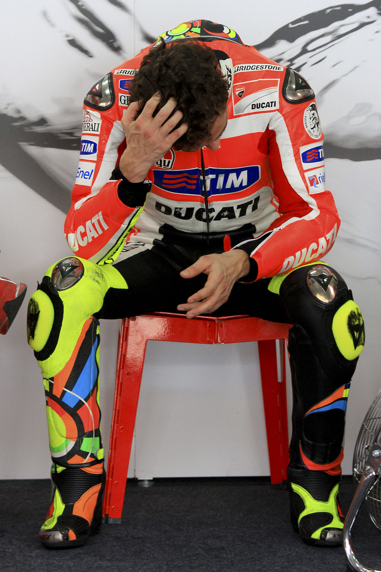 Photograph Valentino Rossi by Hazrin CRIC on 500px
