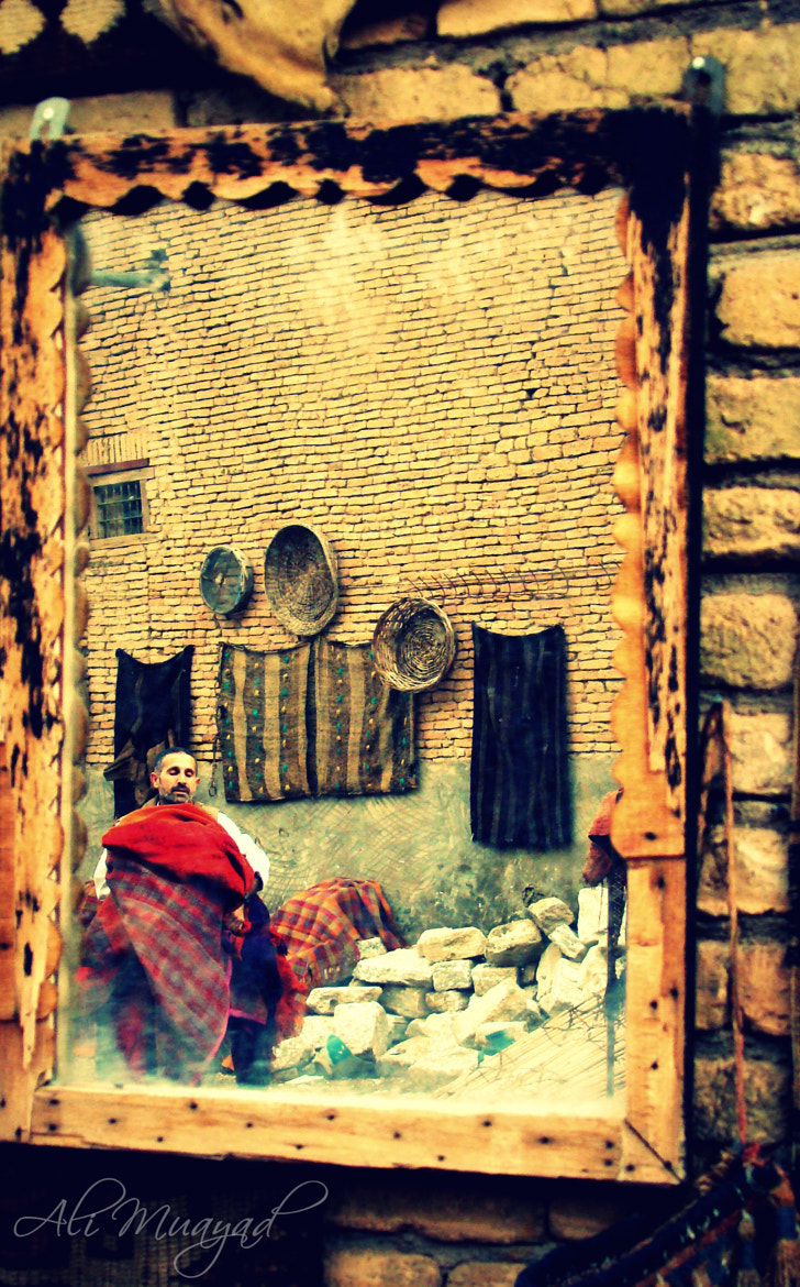 Photograph Voice of the mirror by Ali Muayyad on 500px